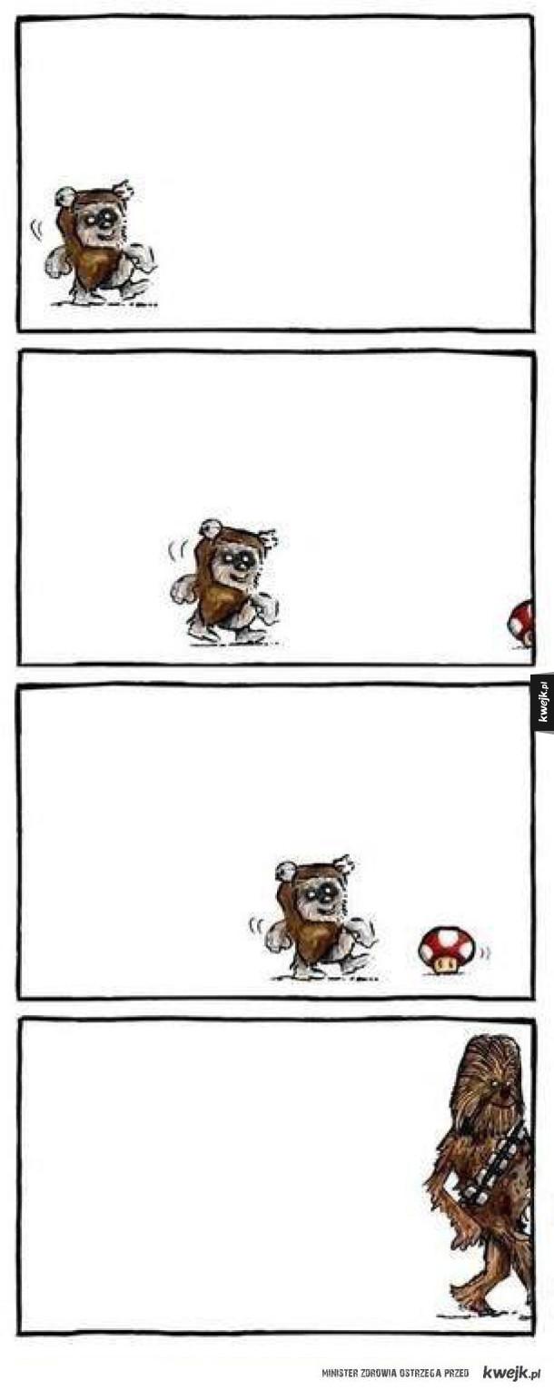 Chewbacca - geneza