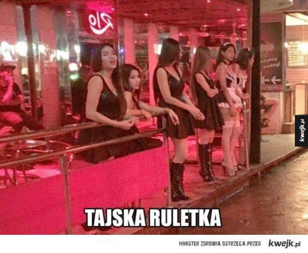 Tajska ruletka
