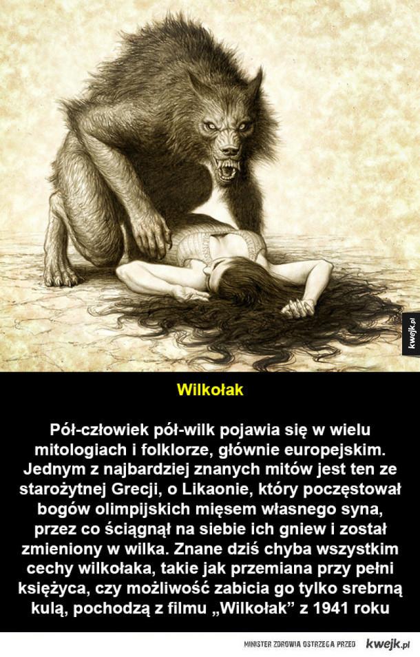 Pochodzenie najbardziej ikonicznych potworów