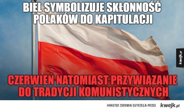 Polskie barwy narodowe