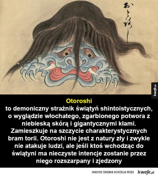 Japońskie demony
