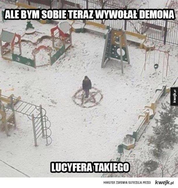 Przywoływanie demonów