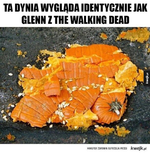 Cosplay Glenna z the walking dead