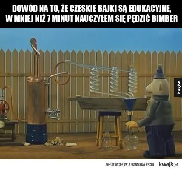 Edukacyjna kreskówka