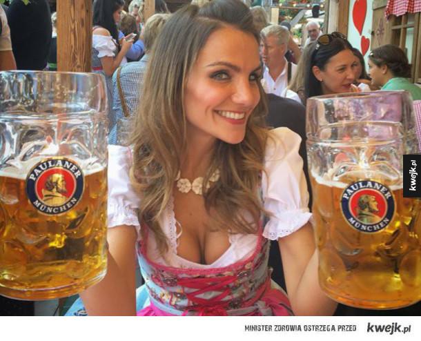 Oktoberfest w obiektywie wygląda jak raj