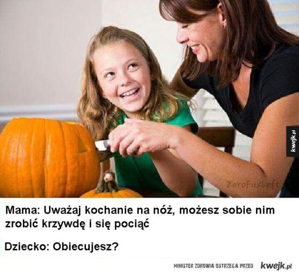 Halloweenowe śmieszki