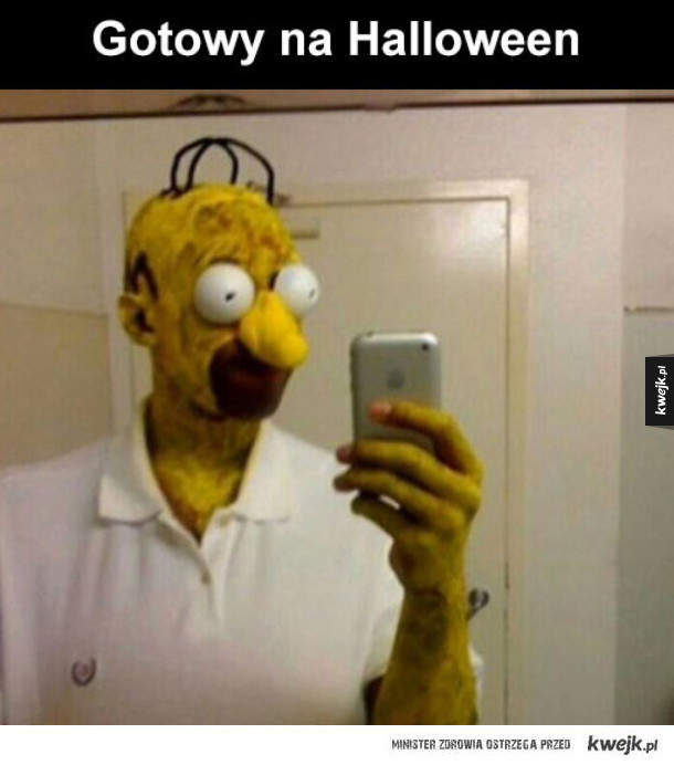 Tymczasem w Halloween