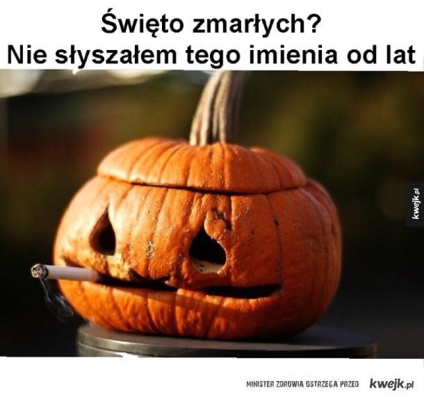 Święto zmarłych czy Halloween?