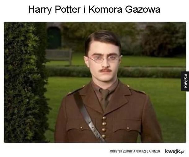 Harry Potter i zakon trzeciej rzeszy
