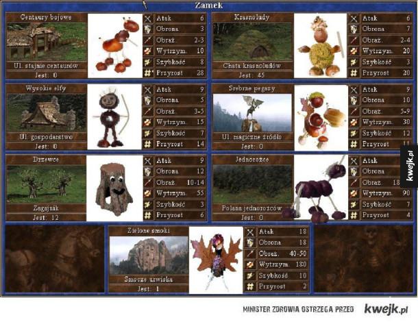 Heroes 3 - kasztaniakowa edycja
