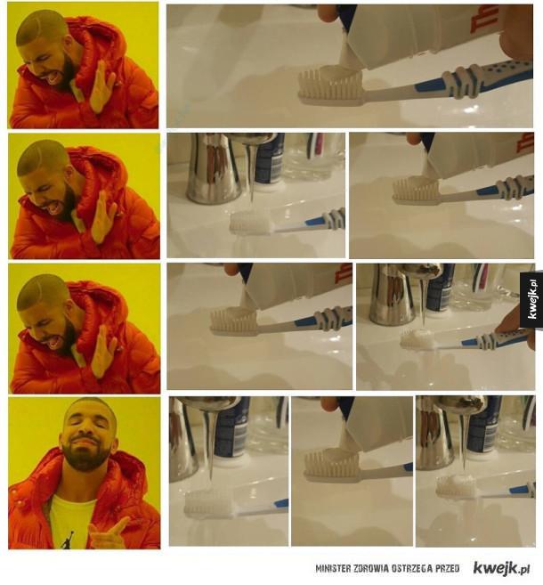 Sposoby mycia zębów