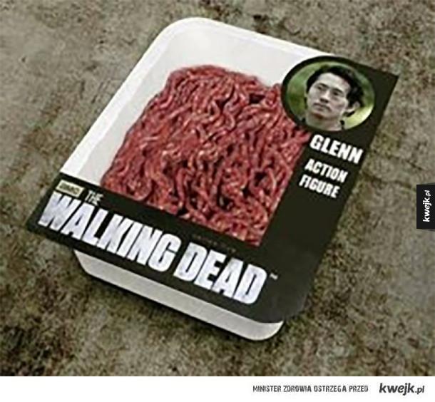 Glenn z Walking Dead na przecenie w biedrze!