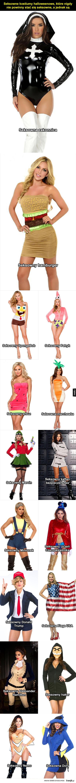 Seksowne kostiumy