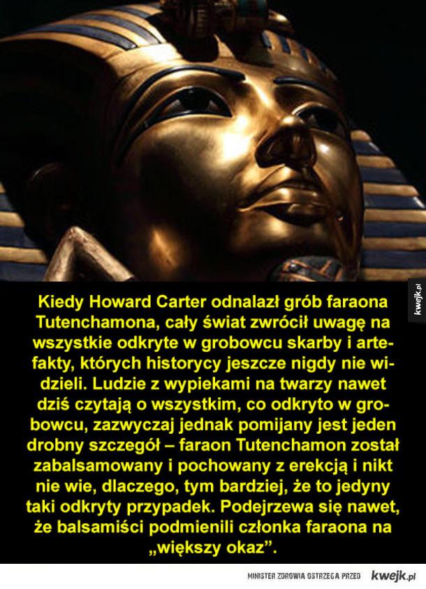 Obrzydliwości i dziwactwa starożytnego Egiptu