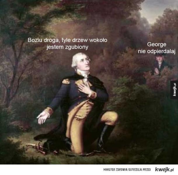 George Waszyngton