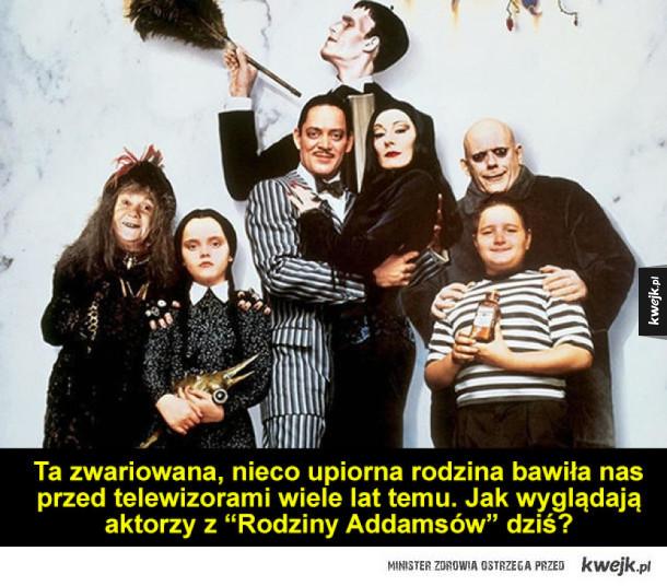 Pamiętacie Rodzinę Addamsów?