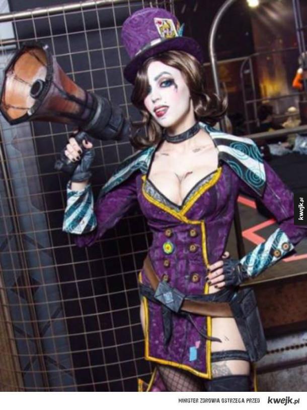 Niesamowite cosplaye z rosyjskiego Comic-Conu