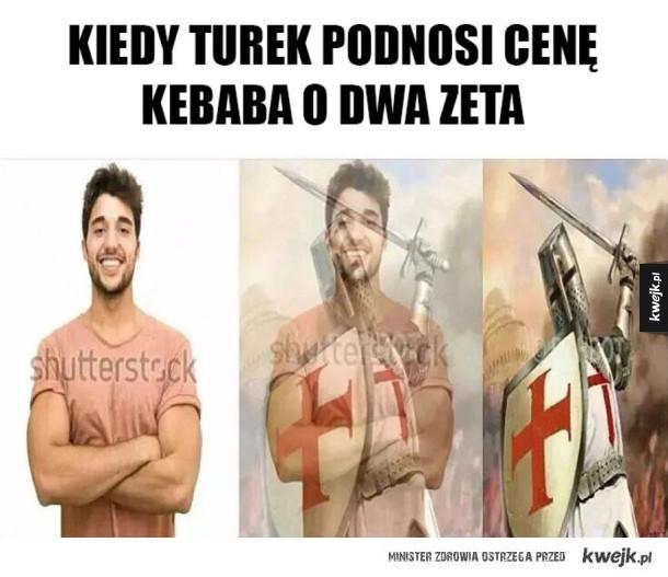Panie Turek tak to nie będzie