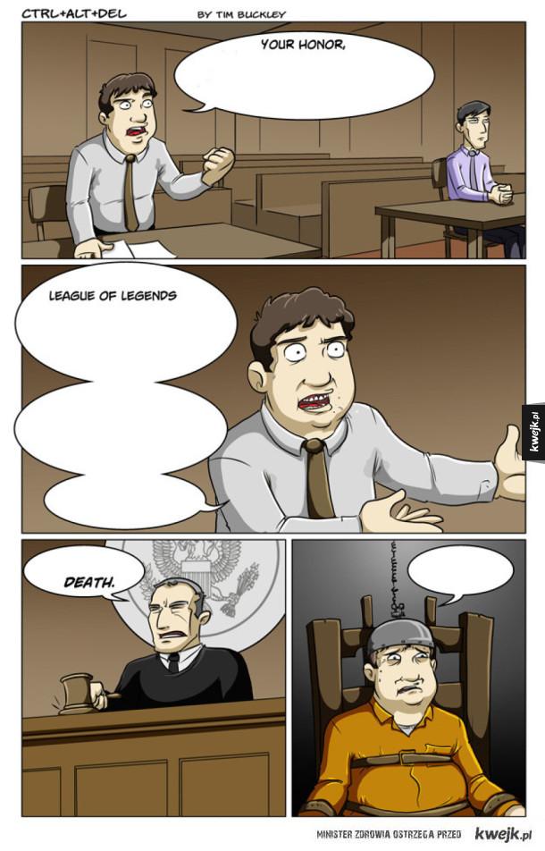 Jedyny słuszny wyrok