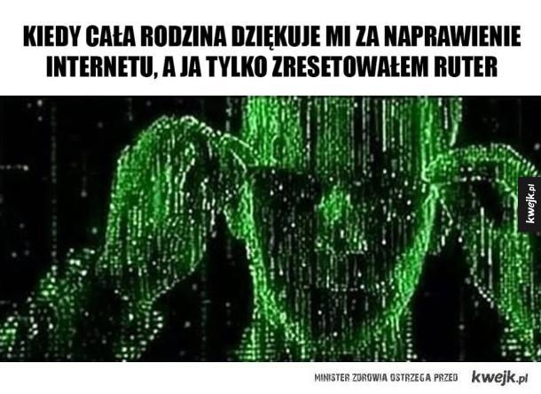Jestem hakerem