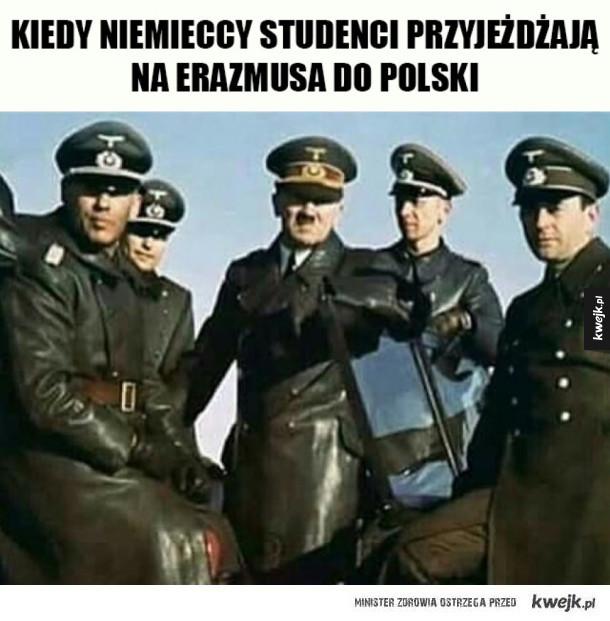 Niemieccy studenci