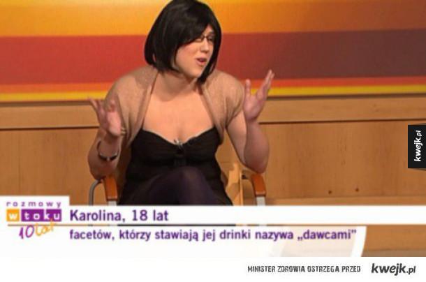 Najgłupsze rzeczy jakimi Polacy pochwalili się w telewizji