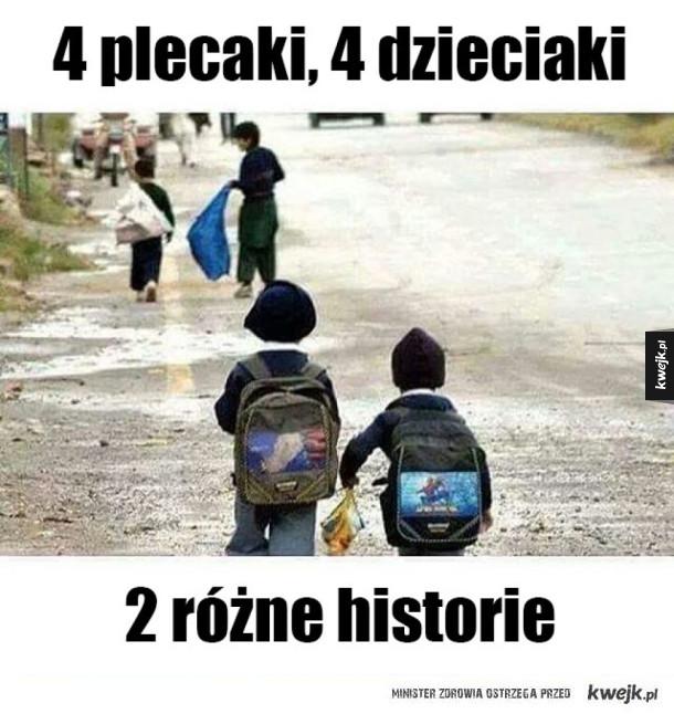 Dwie różne historie