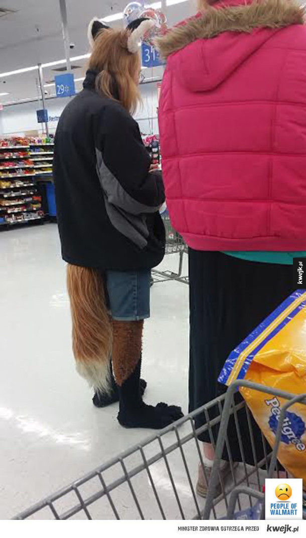 Walmart to nie sklep, to inna planeta