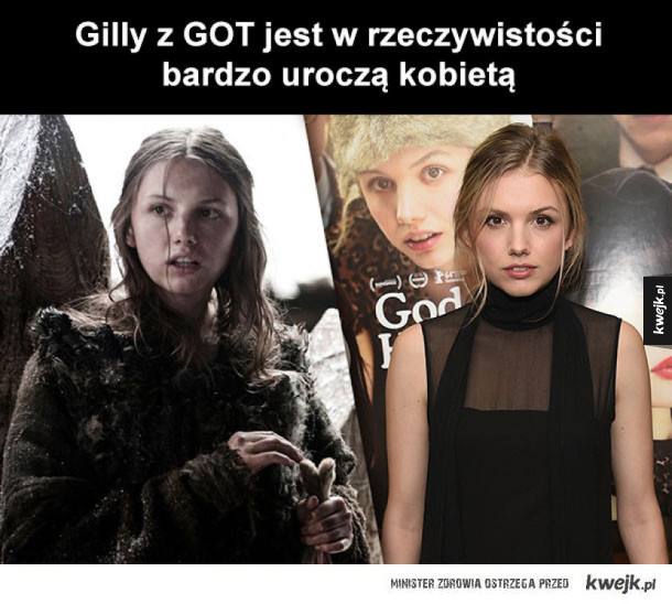 Gilly czy Cassie?