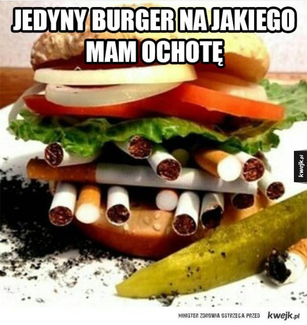Burger moich marzeń