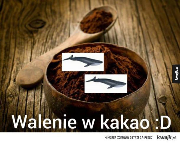 Walenie w kakao