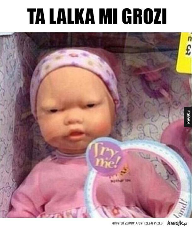 Bardzo dziwna lalka