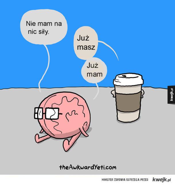 Jak działa kawa