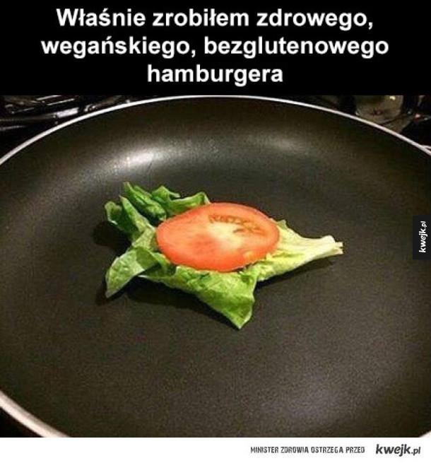 zdrowe, dobre jedzenie