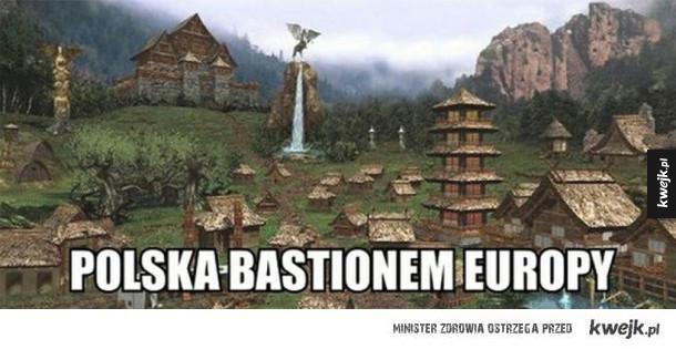 Polska bastionem europy