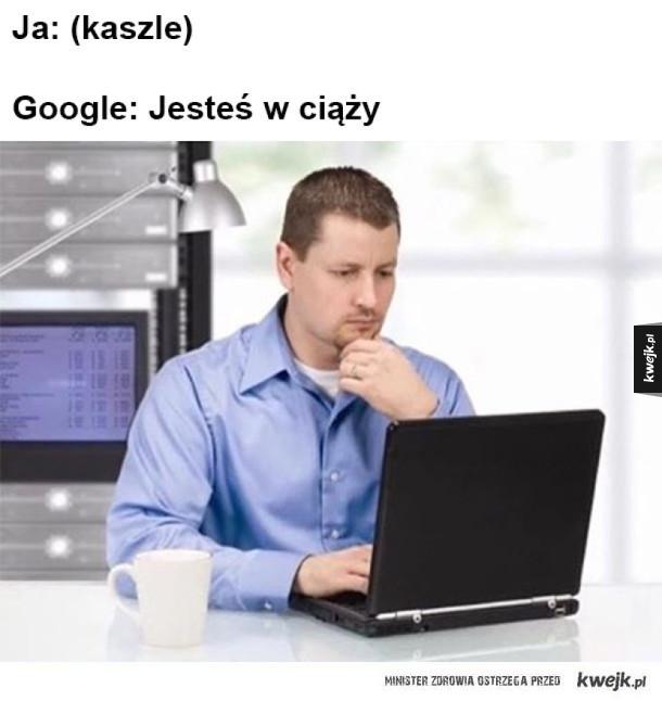 Google najlepszy lekarz