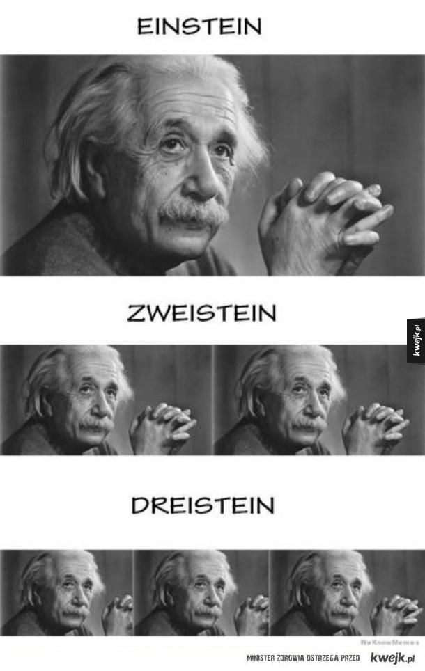 To jest licznie po niemiecku. Co śmieszniejsze - ten kolo na zdjęciu też był Niemcem.