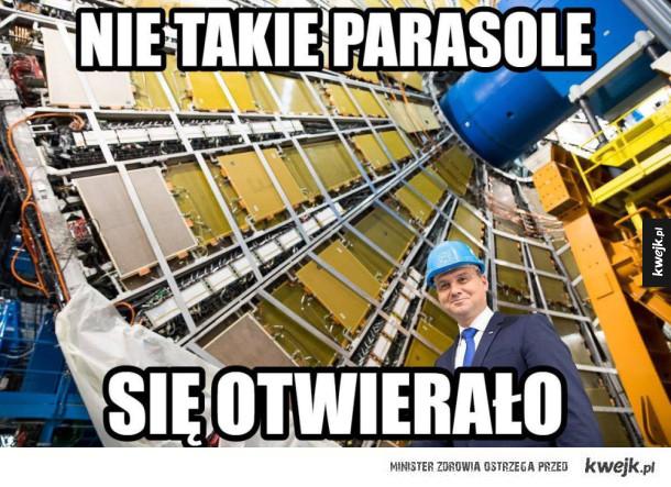 Parasole to Dudy specjalność
