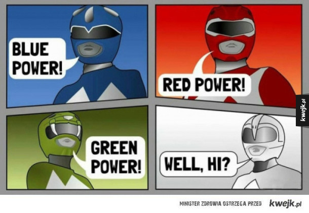 power rangers power