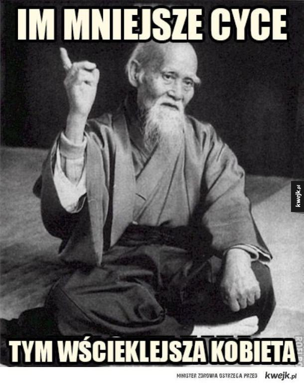 stare chińskie przysłowie