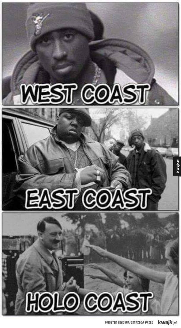 Które wybrzeże wybierasz?