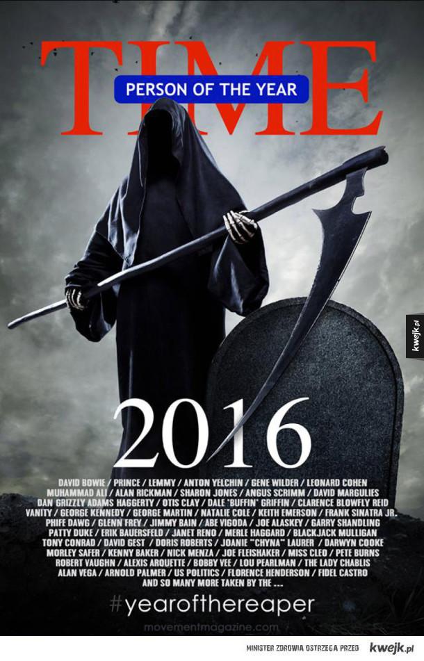 Osobowość roku 2016