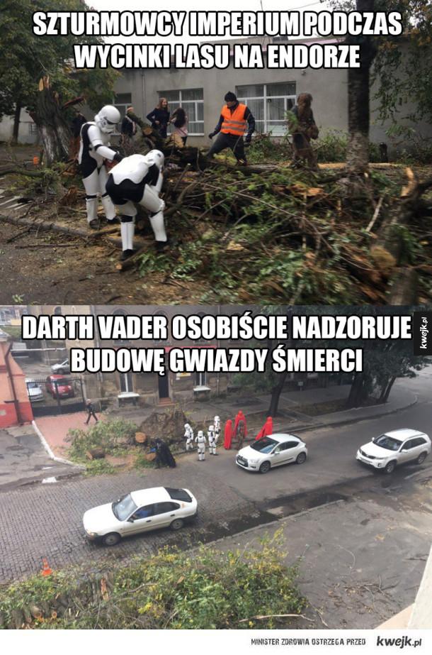Imperium nie próżnuje
