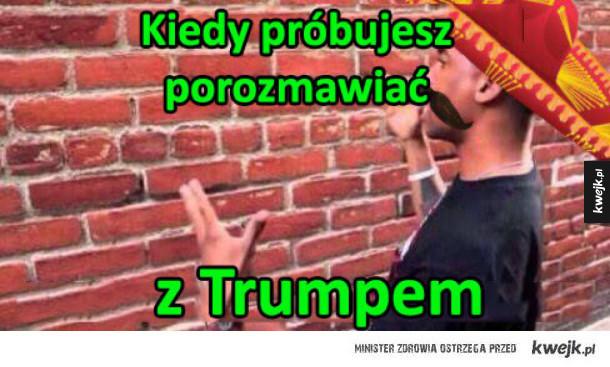Mur na granicy