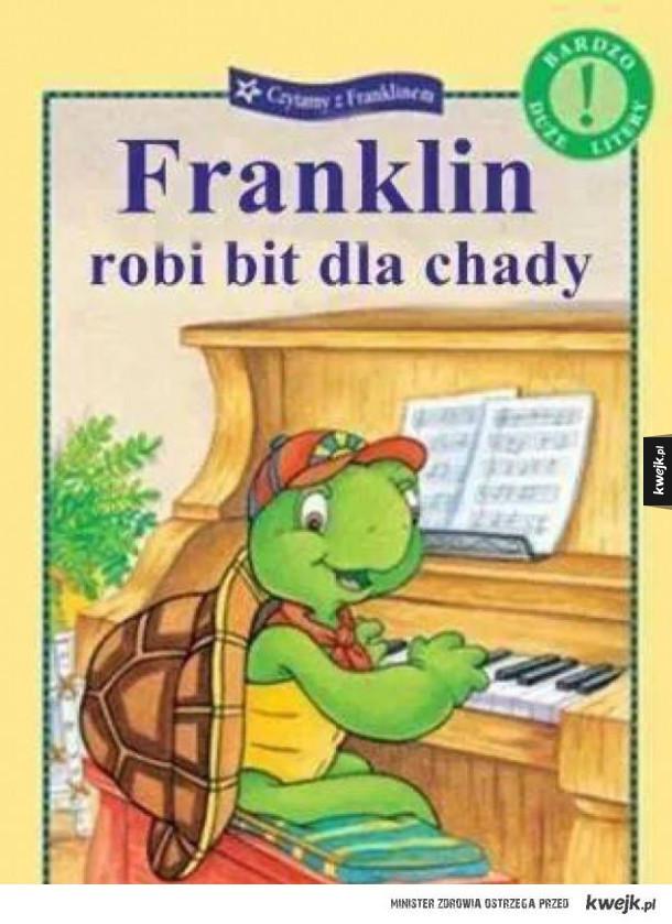 Franklin - niezapomniana bajka z dzieciństwa!