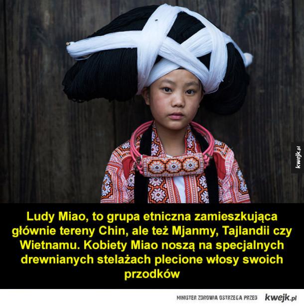 Niezwykłe i mało znane plemiona z całego świata