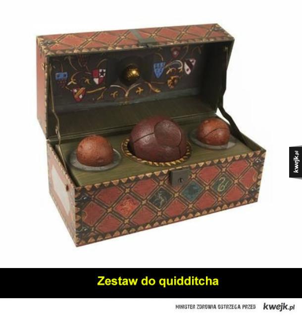 Idealne prezenty dla Potteromaniaków