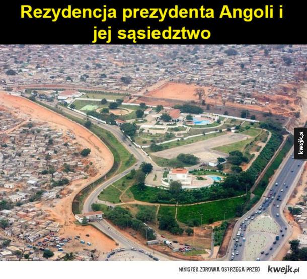 Prezydent w Angoli