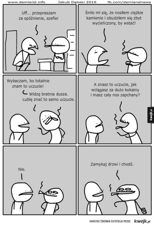 Komiks o Pracy