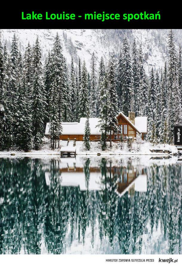Parku Narodowy Banff, w Kanadzie